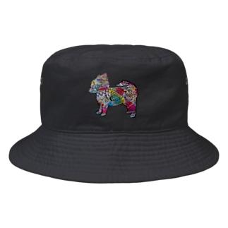 チワワのシェリー Bucket Hat