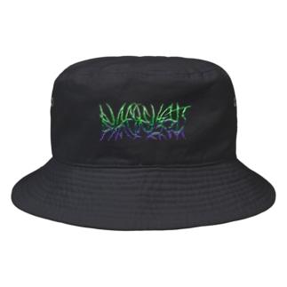 BLACKLIST (クローム) Bucket Hat