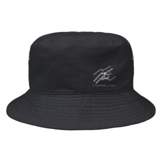 紡木吏佐デザイン バケットハット Bucket Hat