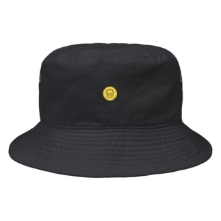 【独学応援サロン】めがねロゴ Bucket Hat