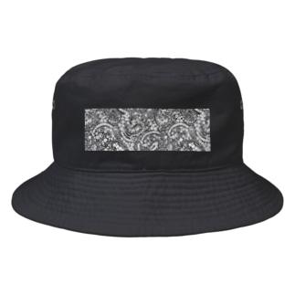 PAPA/yuru Bucket Hat