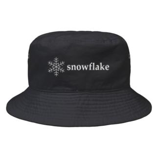 パロディーsnowflake Bucket Hat