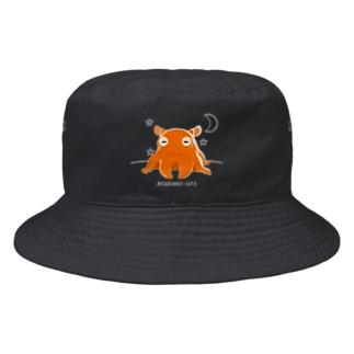 CT145 めんだこUFO Bucket Hat