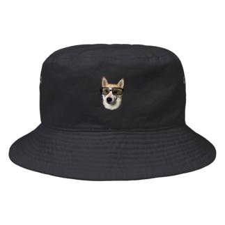 サングラス美人 Bucket Hat