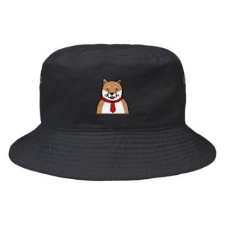 社畜犬 Bucket Hat