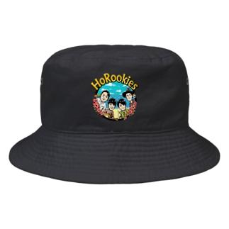 Nukui Bogard × HoRookies バケットハット Bucket Hat