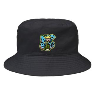NEF girls Saya Bucket Hat