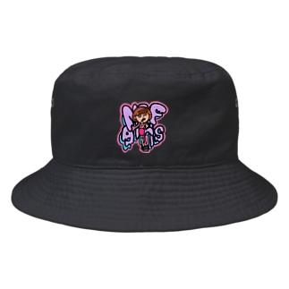 NEF girls.official のNEF girls Kumi Bucket Hat