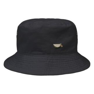 すいかぶとくん Bucket Hat