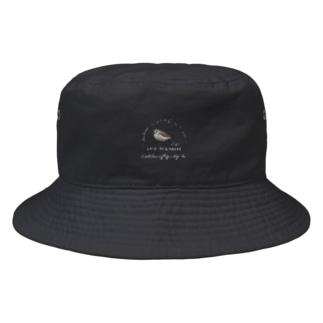 シギチナニモワカラナイ Bucket Hat