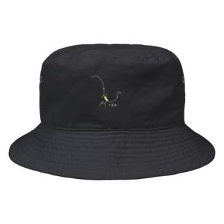 YDR(夜釣り) Bucket Hat