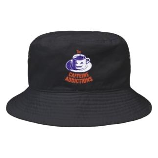 Theカフェイン中毒ズ(Halloween) Bucket Hat