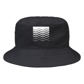 SW-白 Bucket Hat