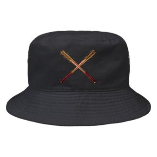 釘バット Bucket Hat