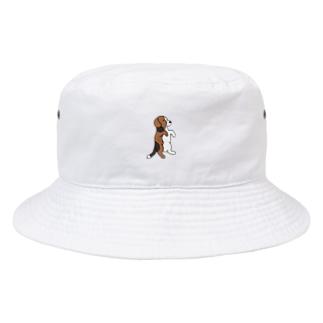 おねだりビーグル Bucket Hat