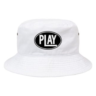 ELLIPSE LOGO BL ② Bucket Hat