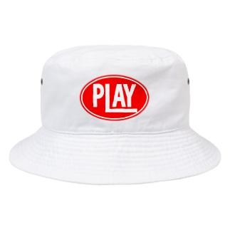 ELLIPSE LOGO  R ② Bucket Hat