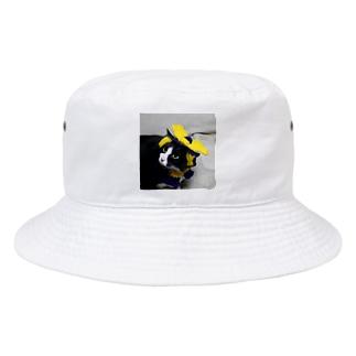 兜を被った太郎 Bucket Hat