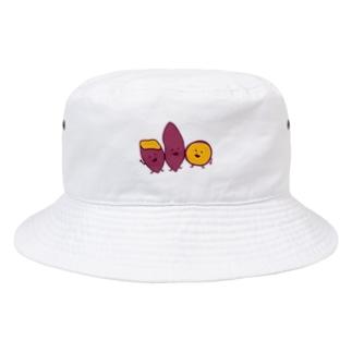 さつまいもブラザース Bucket Hat