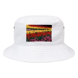 虹色の道 Bucket Hat