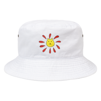 LSC☆SHOPのりぶらいおん(顔) Bucket Hat