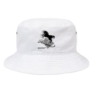将棋(跳ねる桂馬) Bucket Hat