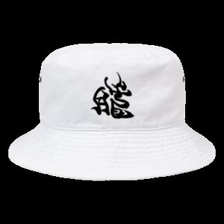龍Tのロングッズ8 Bucket Hat