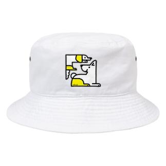わんわん Bucket Hat