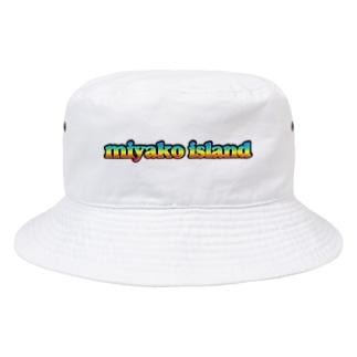 宮古島 沖縄 八重山 Bucket Hat