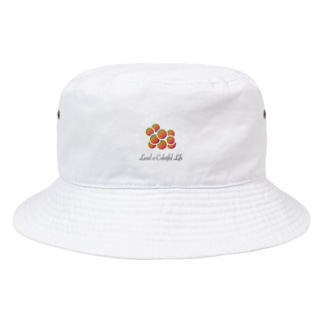 Colorful Grapes Bucket Hat