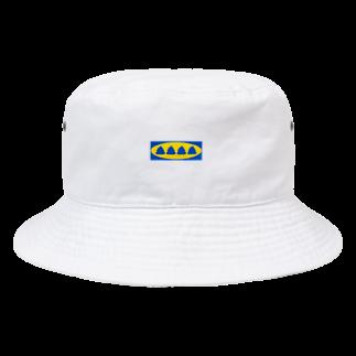 ソフトクリーム同好会の北欧うんちくん Bucket Hat