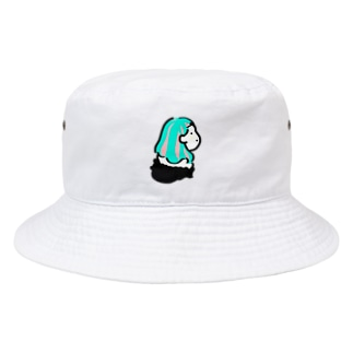 オフショルちゃん Bucket Hat