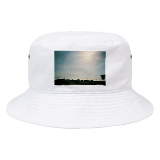 f5chnnnのあの日の太陽 Bucket Hat