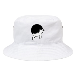 中の人B Bucket Hat