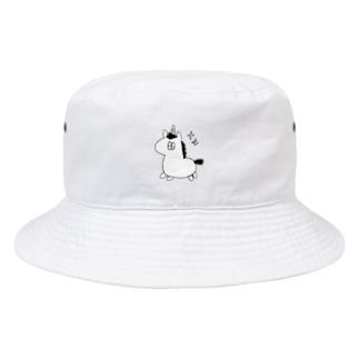 つののうま(くうそう) Bucket Hat