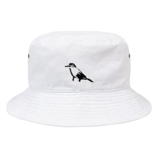 トリちゃん(すみ絵ふう) Bucket Hat