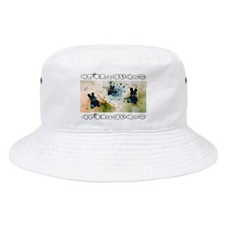 美ミミ宙宇 Bucket Hat