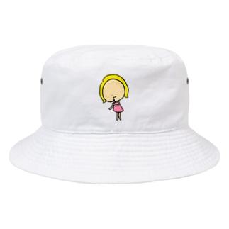 お化粧キャシー Bucket Hat