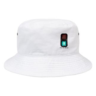 信号機 ( now or never ) Bucket Hat