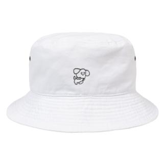 旅する犬 Bucket Hat