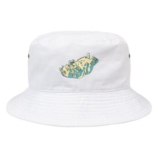 猫の寝姿 Bucket Hat