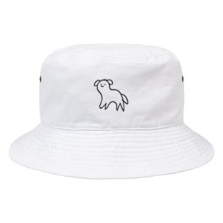 いぬ Bucket Hat