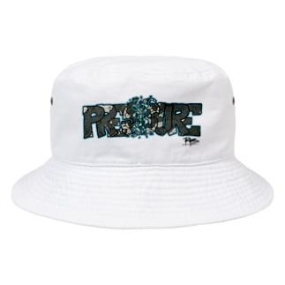 PRESーSURE Bucket Hat