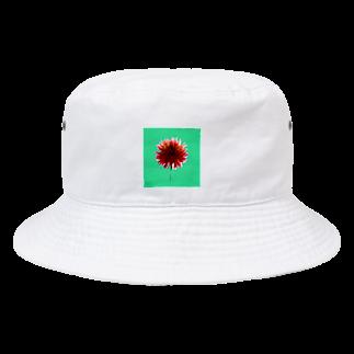 CALAKUEN(SOIL)のdahlia Bucket Hat