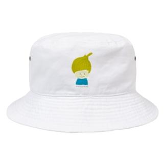 タマネギ坊や Bucket Hat