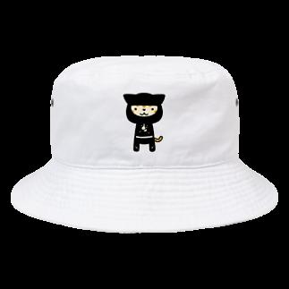 LUCHAのnekoninja#2 Bucket Hat
