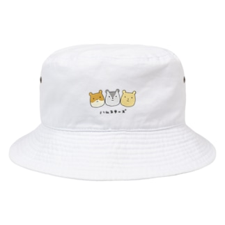 ゆるハムスターズ Bucket Hat