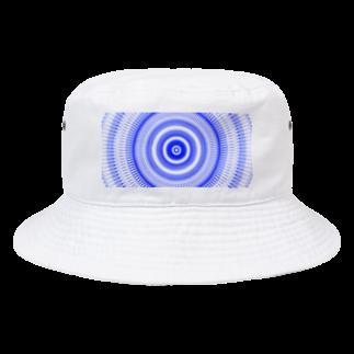 Miracke Happy Bareの江戸切子風 Bucket Hat