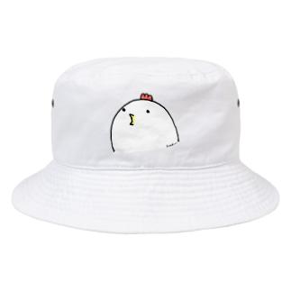 よいものです-ぺこぺことり Bucket Hat