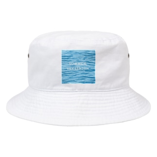 【Brue Rose】errieのSUMMER vacathion Bucket Hat